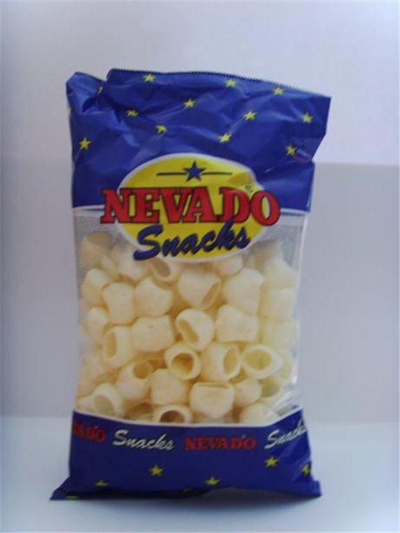 "AROS FRITOS ""SNACK NEVADO"""