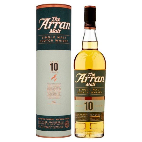 ARRAN 10 YO 0,70 L.