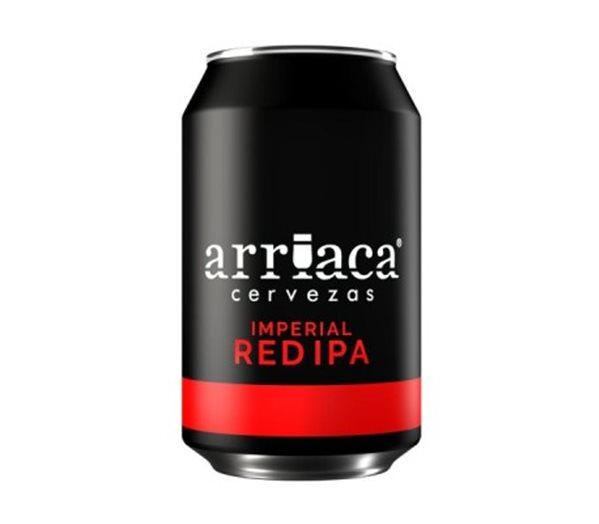 Arriaca Imperial Red IPA (lata)