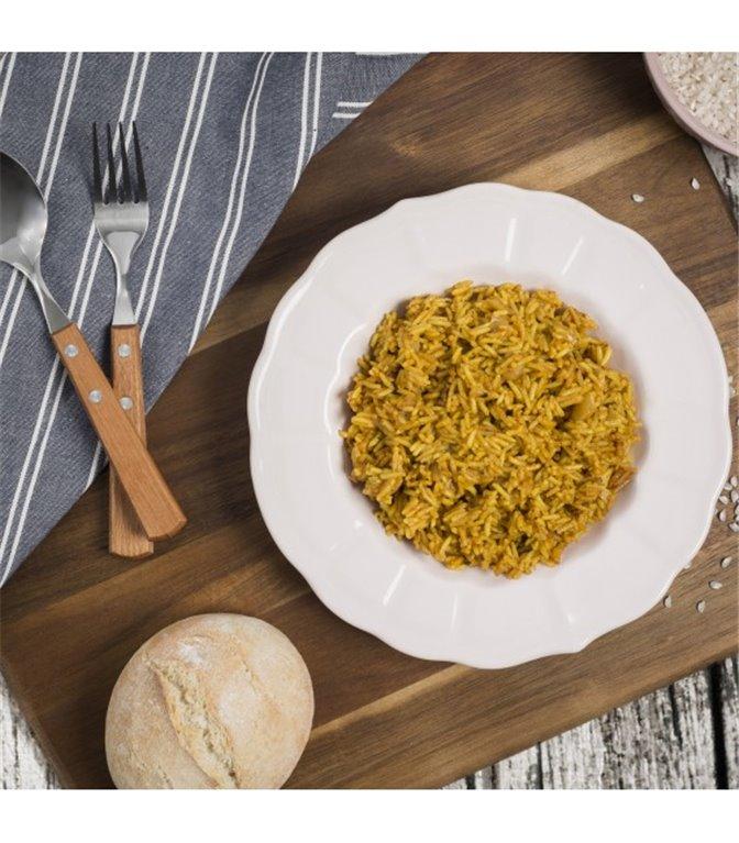 Arroz al curry - 250 g., 1 ud