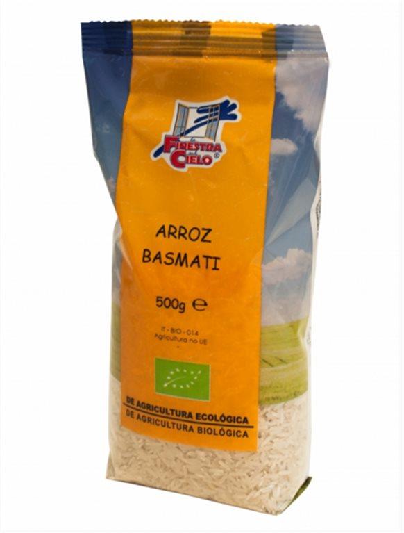 Arroz Basmati, 500 gr
