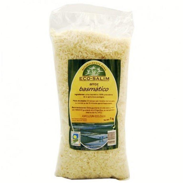 Arroz Basmati Bio 1kg, 1 ud