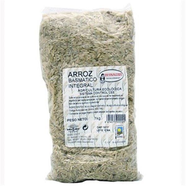 Arroz Basmati Integral Bio 1kg