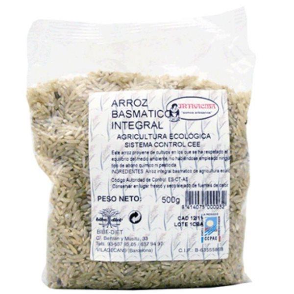 Arroz Basmati Integral Bio 500g