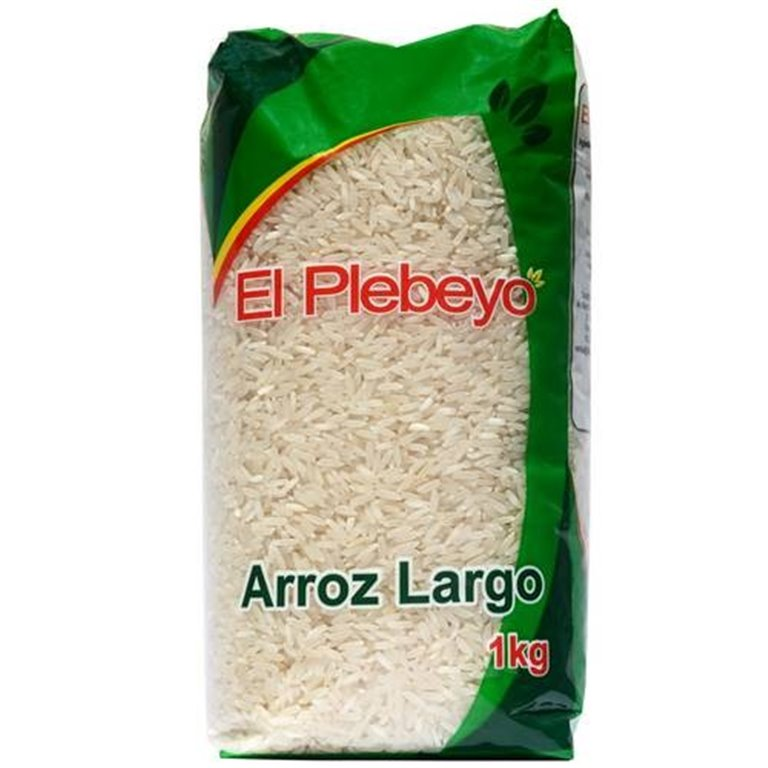 Arroz Blanco Largo 1kg