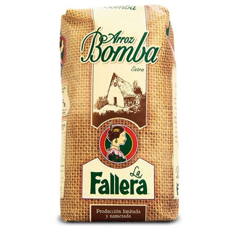 Arroz Bomba - La Fallera