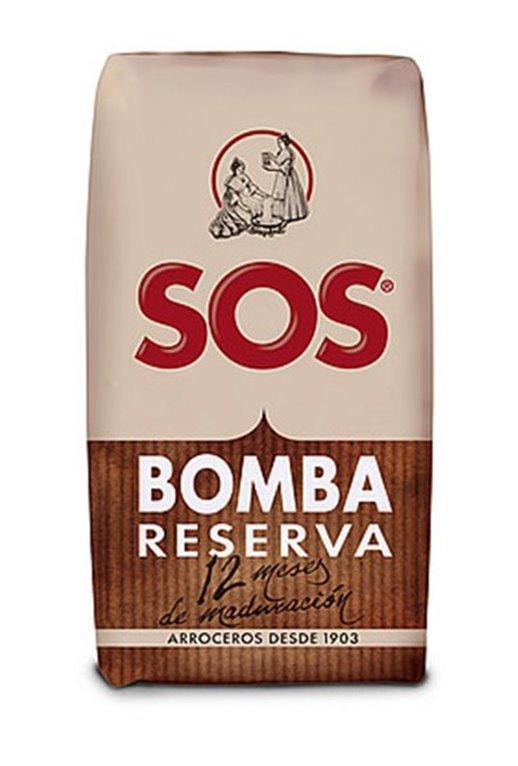 SOS - Arroz bomba reserva