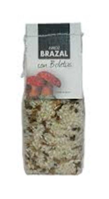 Arroz Brazal con boletus, 1 ud