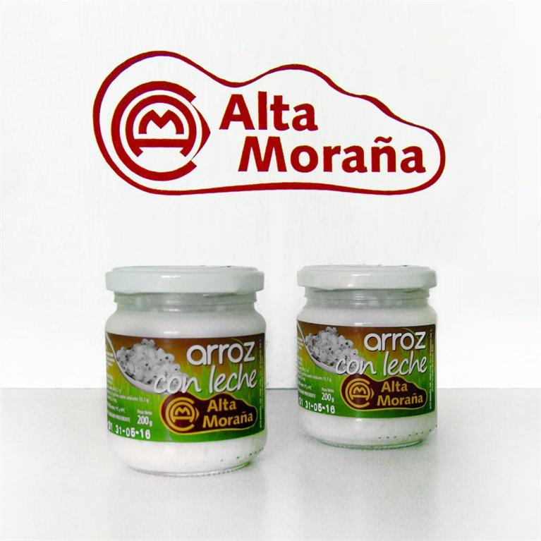 Arroz con leche Alta Moraña