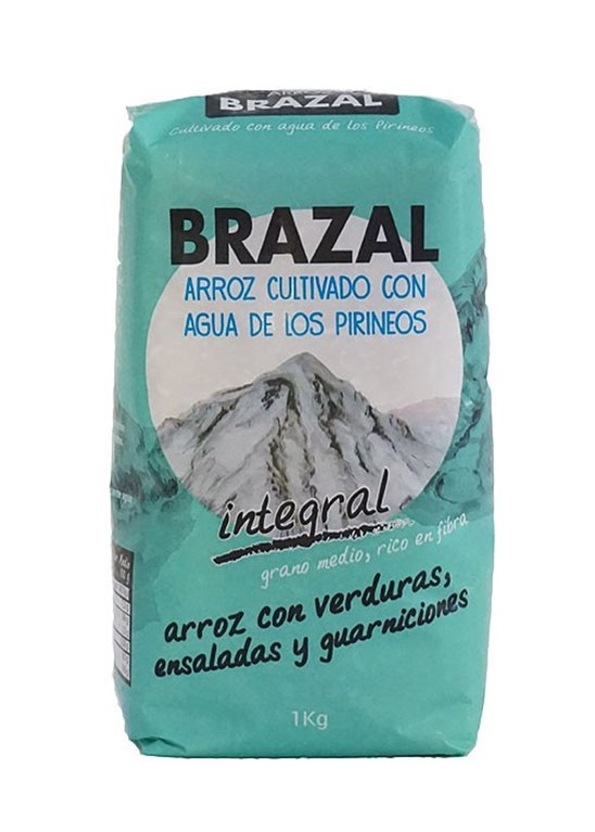 Arroz Integral Brazal