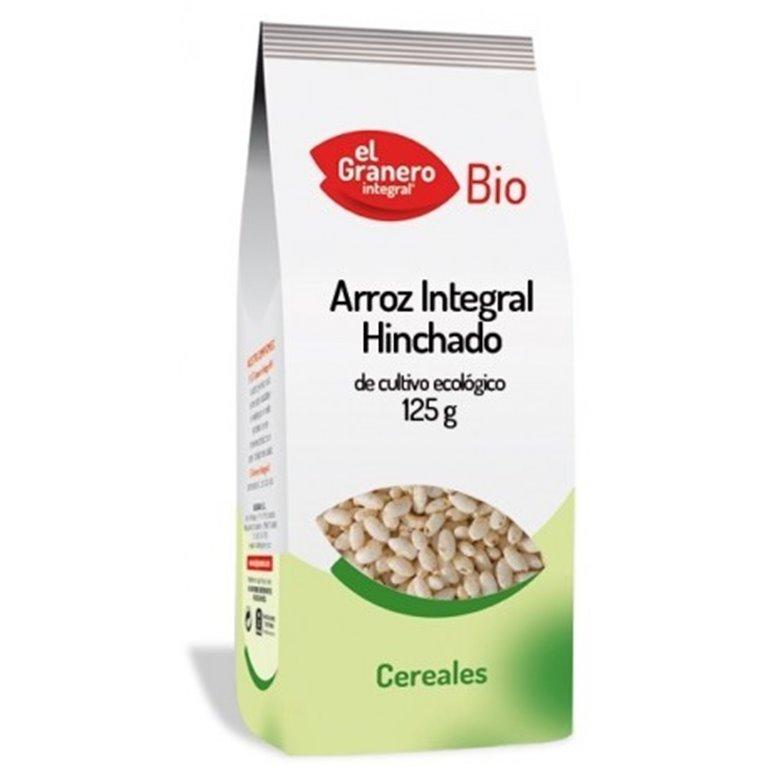 Arroz Integral Hinchado Bio 125g