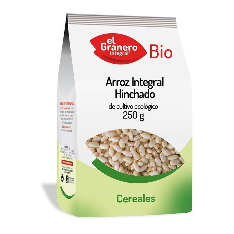Arroz Integral Hinchado Bio 250g