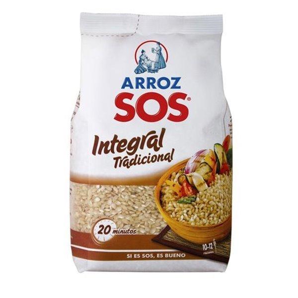 Arroz integral SOS