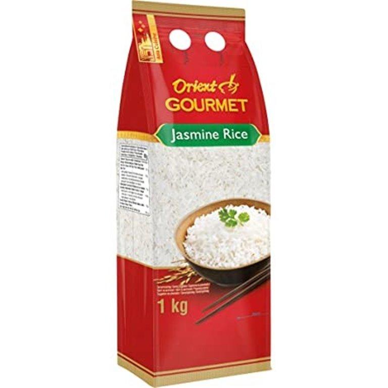 Arroz Jazmín Fragrante 1kg, 1 ud