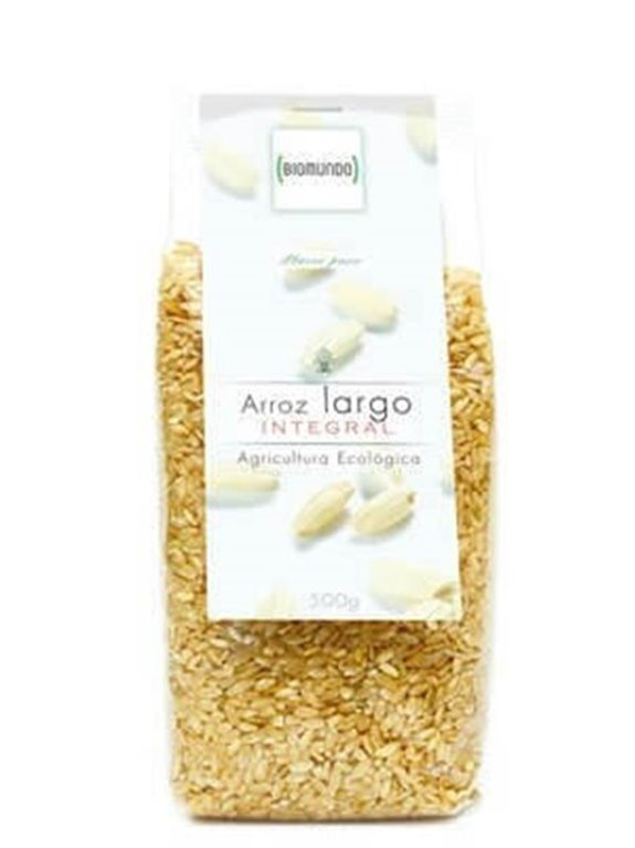 Arroz Largo Integral, 500 gr