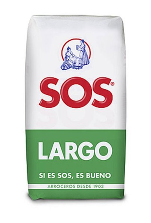 SOS - Arroz largo