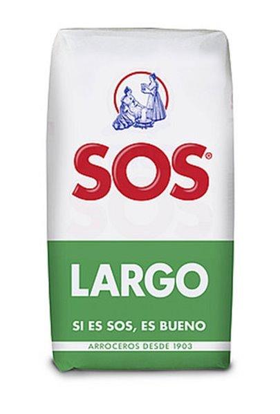 SOS - Arroz largo