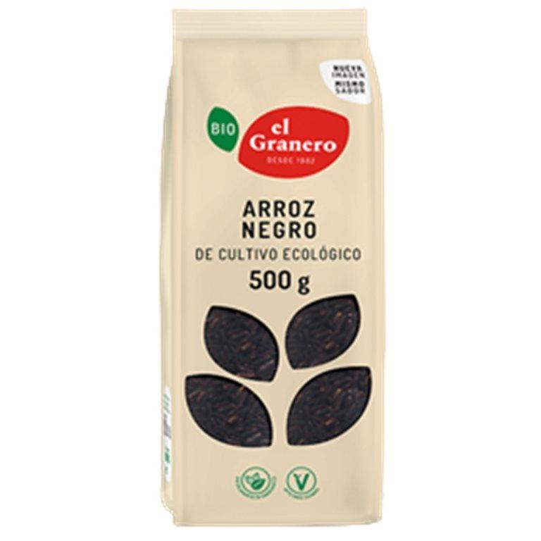 Arroz Negro Bio 500g