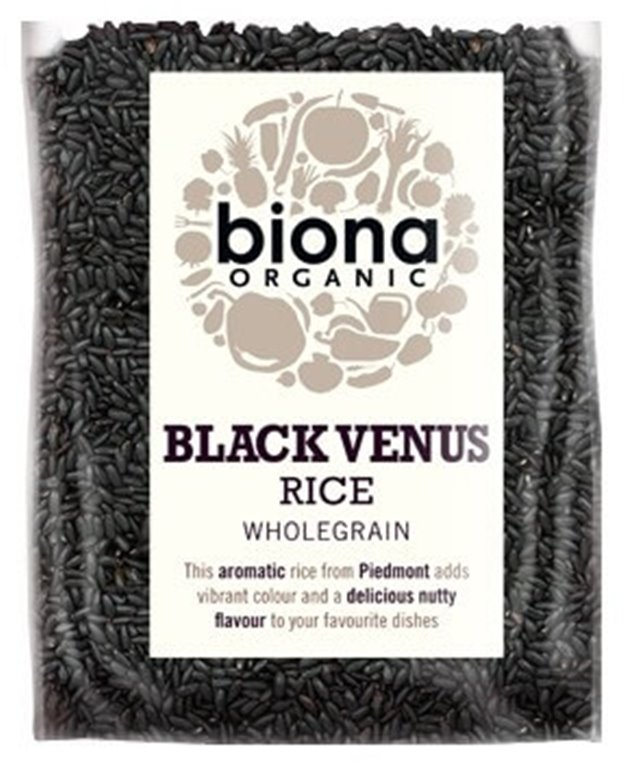 Arroz negro venus 500 g - Biona