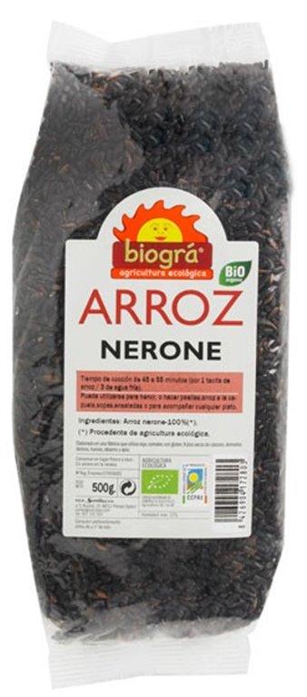 Arroz Nerone Bio 500g, 1 ud