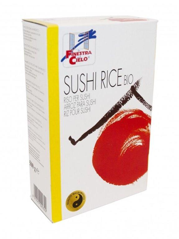 Arroz para Sushi, 500 gr