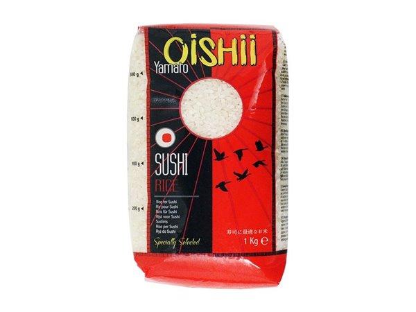 Arroz para Sushi Oishii Yamato 1kg