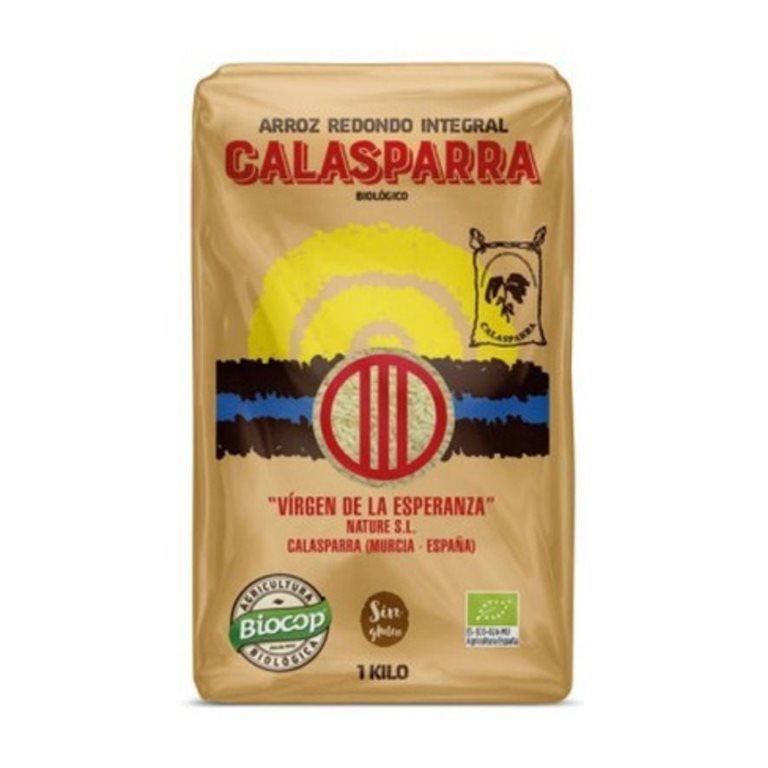 Arroz Redondo Integral Bio 1kg