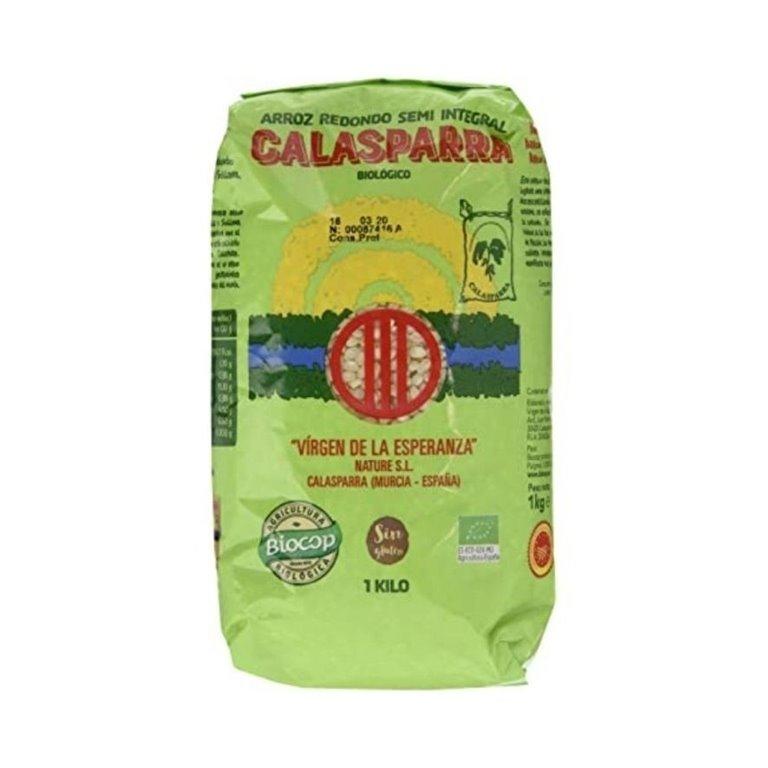 Arroz Redondo Semi Integral Bio 1kg