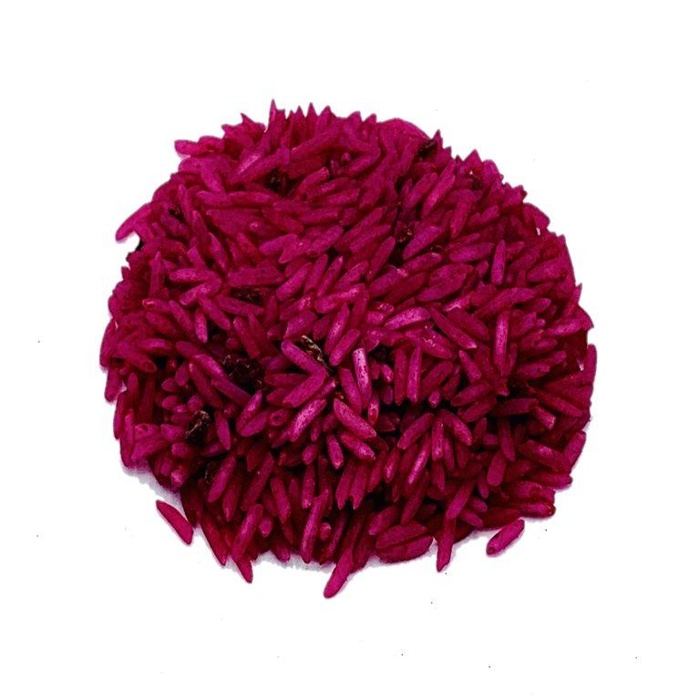 Arroz rosa