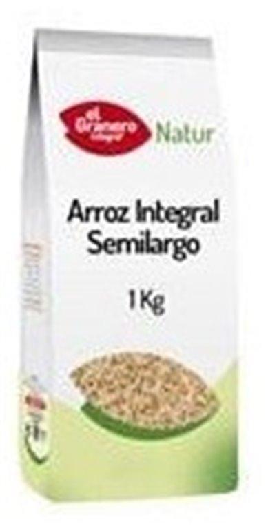 Arroz Semilargo Integral Bio 1kg