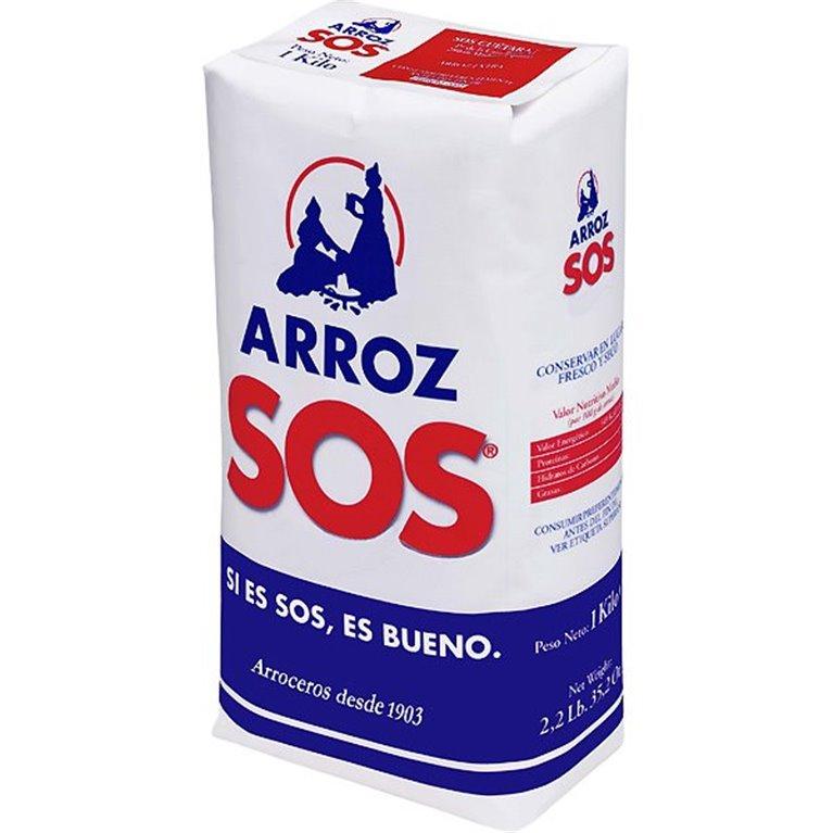 Arroz SOS (1 kg)