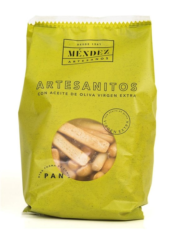 Artisanitos with Mendez olive oil