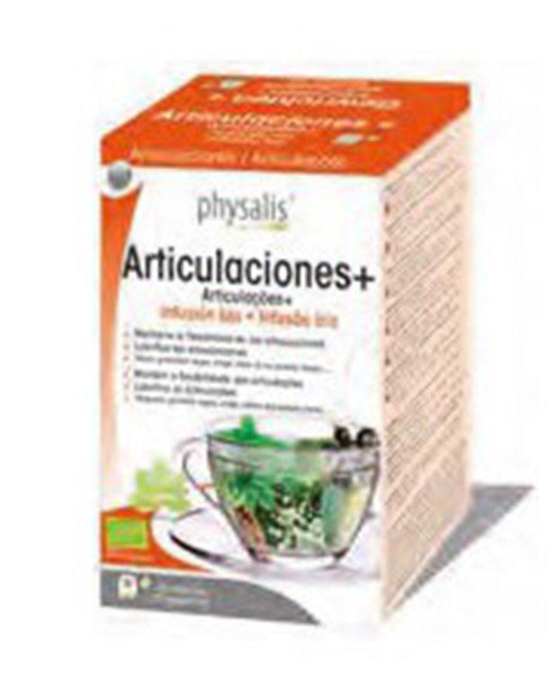 Articulaciones+ infusión bio, 30 gr
