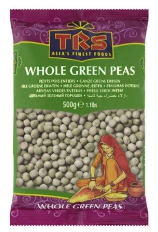 Arvejas Verdes Enteras (Whole Green Peas) 2kg, 1 ud