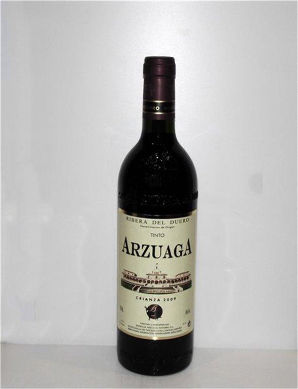 ARZUAGA - Tinto - Crianza 2015, 0,75 l