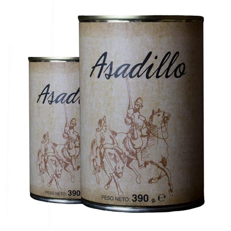 Asadillo 390gr
