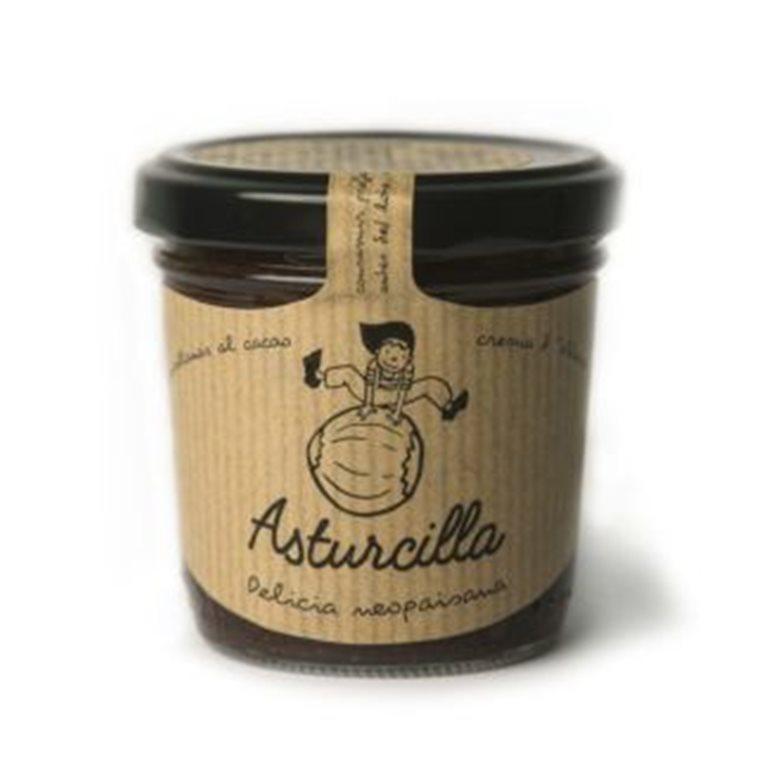 ASTURCILLA (Crema de Avellanas - Ecológico)