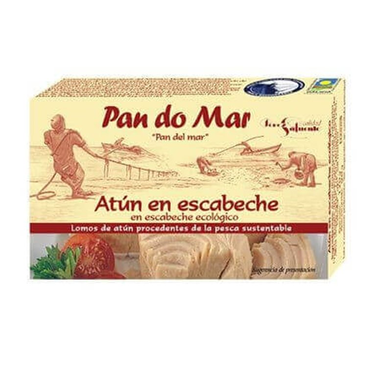 Atún en escabeche - Pan do Mar