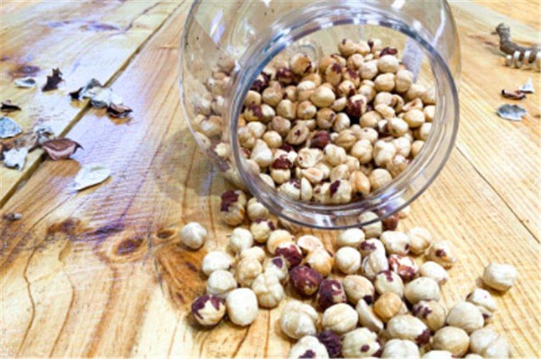 Toasted hazelnut (250gr)