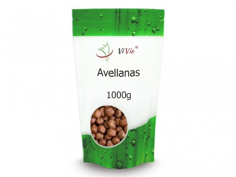 Avellanas 1000g, 1 ud