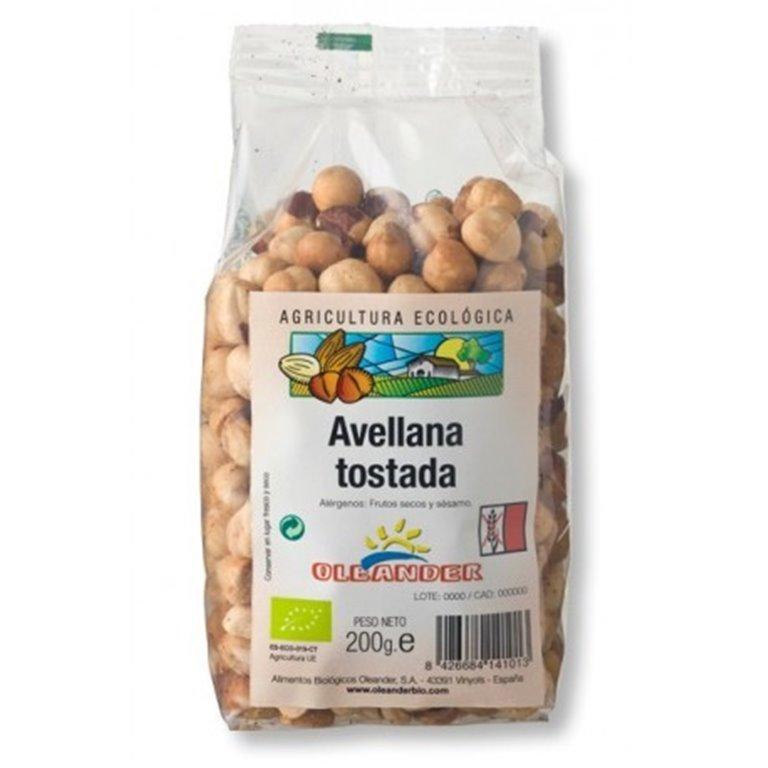 Avellana Tostada Bio 200g