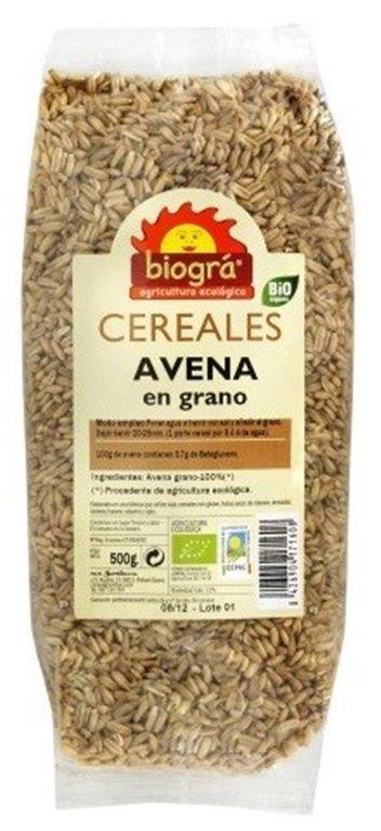 Avena Bio 500g, 1 ud