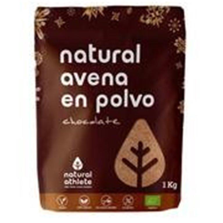Avena Chocolate en Polvo Bio 1kg