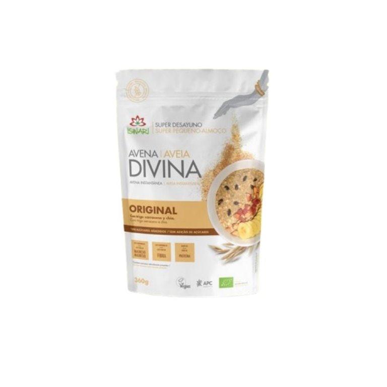 Oatmeal Divina Original Gluten Free Bio 360g