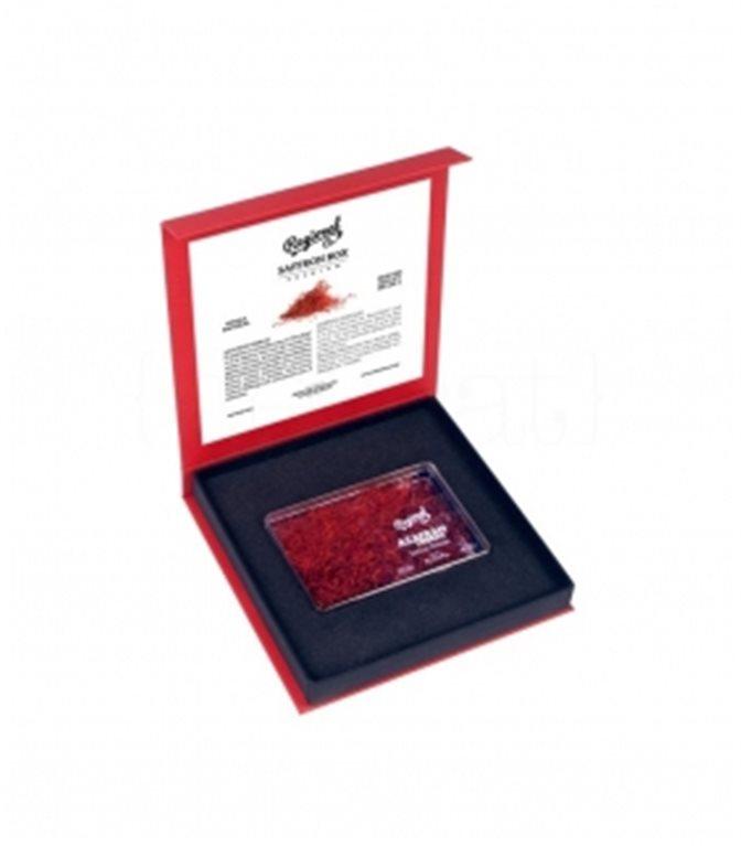 Azafrán (4gr) Box. Regional Co. 1un.