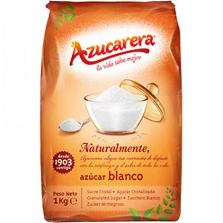 Azúcar Azucarera 1 Kg, 1 ud