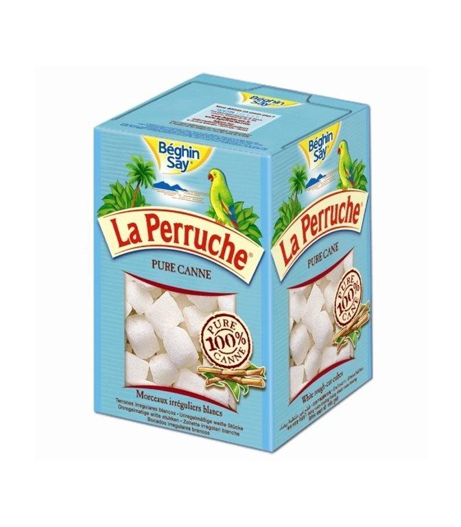 White Sugar Lumps 250gr. Beghin Say. 16un.