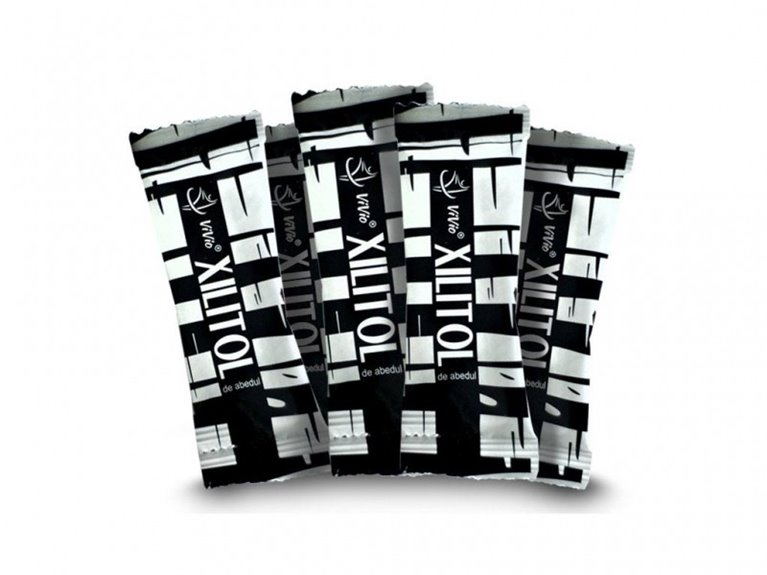 Azúcar de abedul monodosis 5g - pack 50 unidades