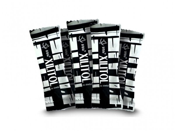 Azúcar de abedul monodosis 5g - pack 500 unidades