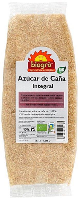 Azúcar de Caña Integral Bio 500g, 1 ud
